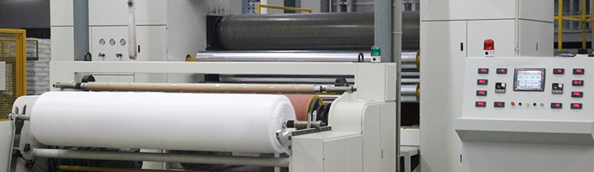 Nonwoven Fabric Production System